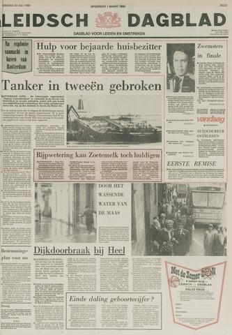 Leidsch Dagblad 1980-07-22