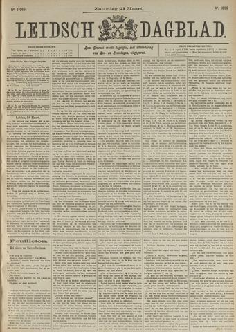 Leidsch Dagblad 1896-03-21