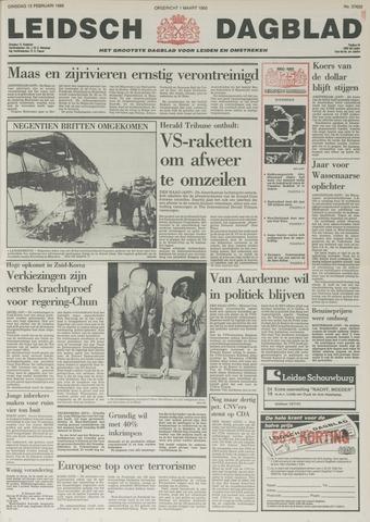 Leidsch Dagblad 1985-02-12