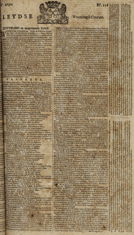 Leydse Courant 1752-09-27
