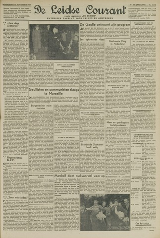 Leidse Courant 1947-11-13