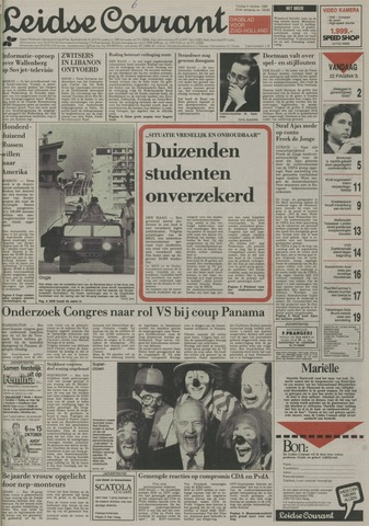 Leidse Courant 1989-10-06