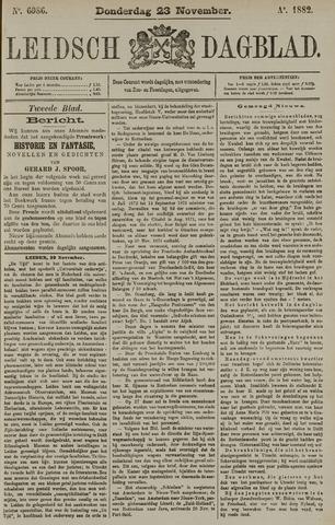 Leidsch Dagblad 1882-11-23
