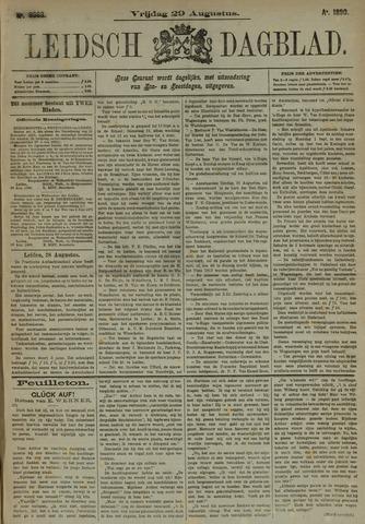 Leidsch Dagblad 1890-08-29