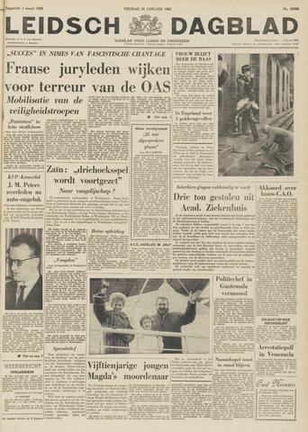 Leidsch Dagblad 1962-01-26