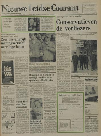 Nieuwe Leidsche Courant 1974-03-01