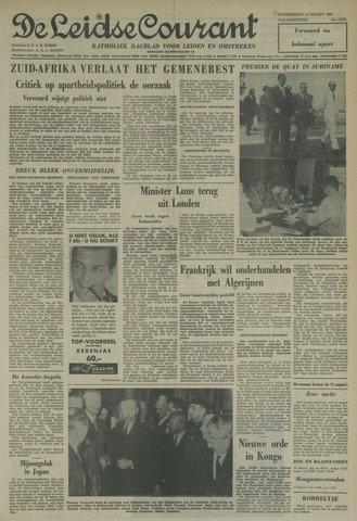 Leidse Courant 1961-03-16