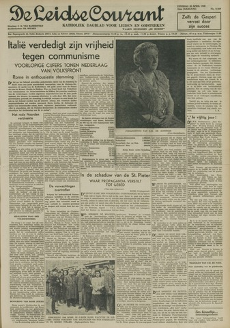 Leidse Courant 1948-04-20