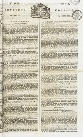 Leydse Courant 1843-09-13