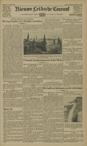 Nieuwe Leidsche Courant 1947-04-25