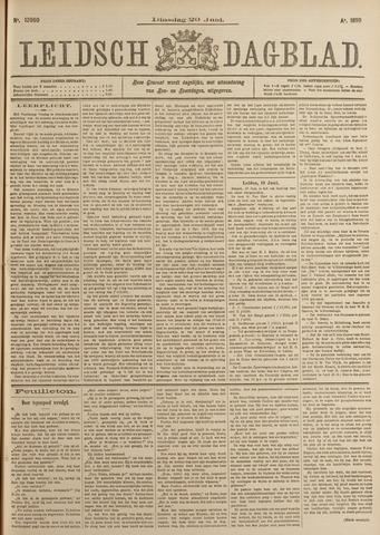 Leidsch Dagblad 1899-06-20