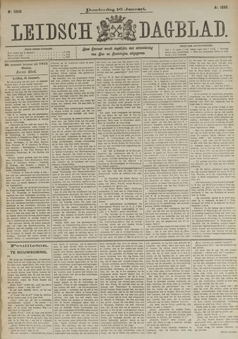 Leidsch Dagblad 1896-01-16