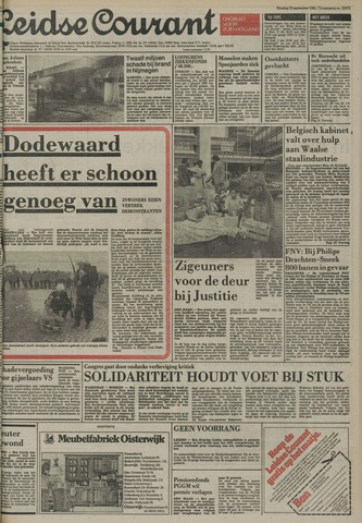 Leidse Courant 1981-09-22