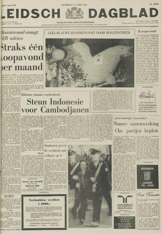 Leidsch Dagblad 1970-04-25