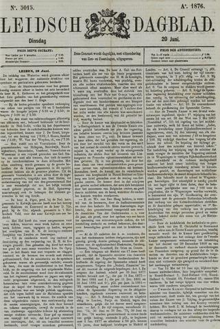 Leidsch Dagblad 1876-06-20