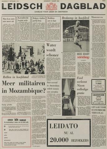 Leidsch Dagblad 1974-09-09