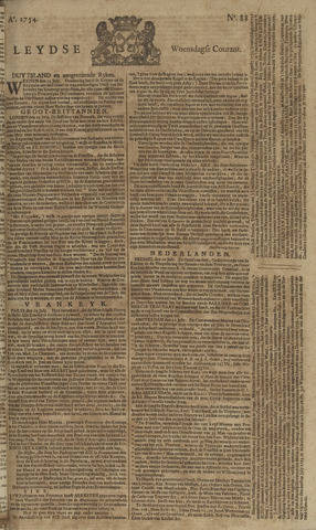 Leydse Courant 1754-07-24