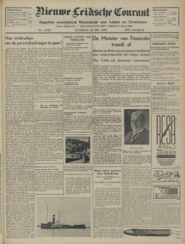 Nieuwe Leidsche Courant 1939-05-20