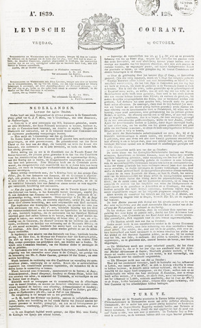 Leydse Courant 1839-10-25