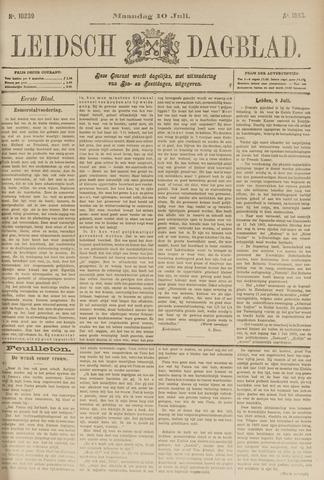Leidsch Dagblad 1893-07-10