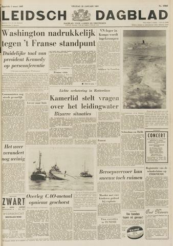 Leidsch Dagblad 1963-01-25
