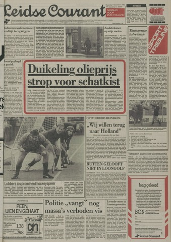 Leidse Courant 1985-12-09