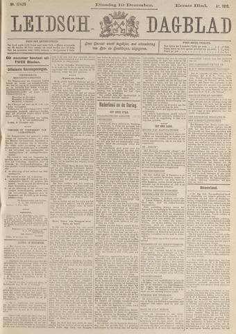 Leidsch Dagblad 1916-12-19