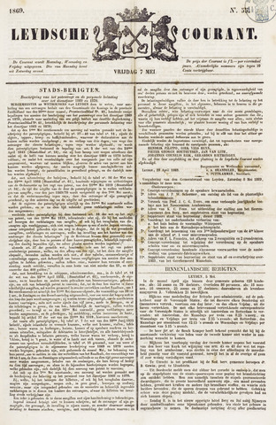 Leydse Courant 1869-05-07
