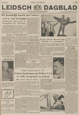 Leidsch Dagblad 1955-10-21