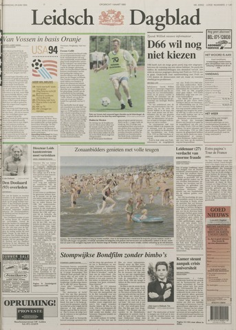 Leidsch Dagblad 1994-06-29