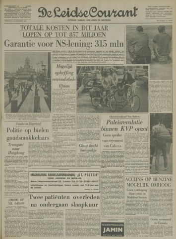 Leidse Courant 1967-08-16