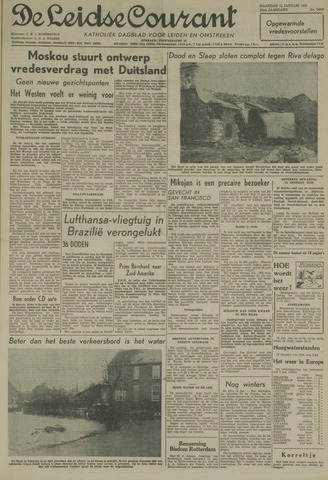 Leidse Courant 1959-01-12