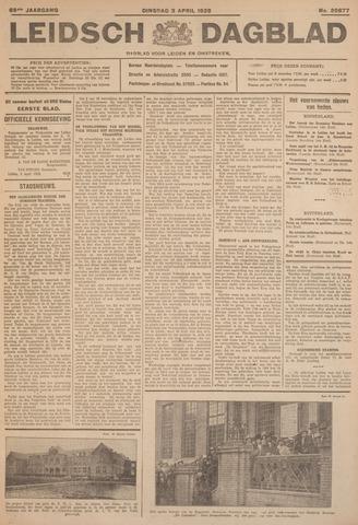 Leidsch Dagblad 1928-04-03