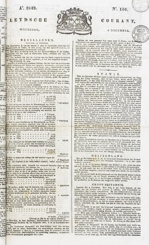Leydse Courant 1843-12-06