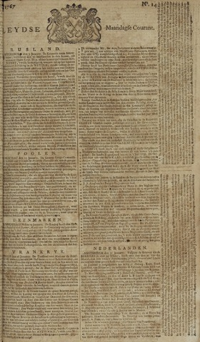 Leydse Courant 1767-02-02
