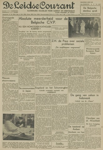 Leidse Courant 1950-06-05
