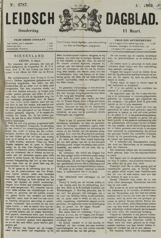 Leidsch Dagblad 1869-03-11