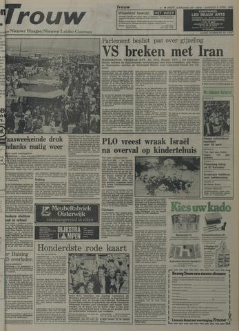 Nieuwe Leidsche Courant 1980-04-08
