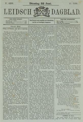 Leidsch Dagblad 1880-06-22
