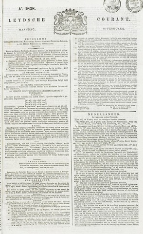 Leydse Courant 1838-02-12