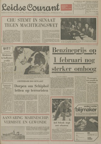 Leidse Courant 1974-01-09