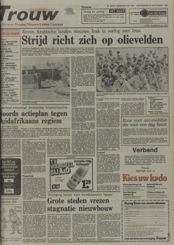 Nieuwe Leidsche Courant 1980-09-25