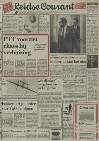 Leidse Courant 1984-07-05