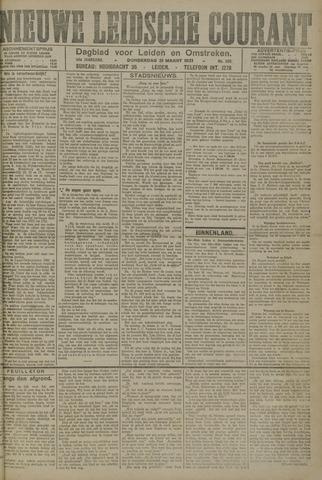 Nieuwe Leidsche Courant 1921-03-31