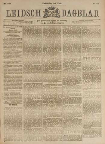 Leidsch Dagblad 1901-07-20