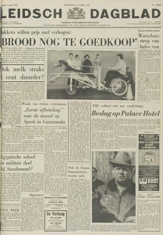 Leidsch Dagblad 1970-04-09