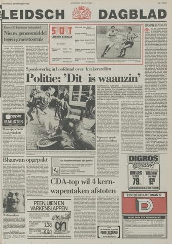 Leidsch Dagblad 1985-10-28