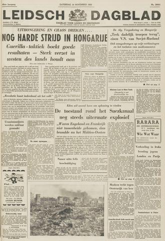 Leidsch Dagblad 1956-11-10