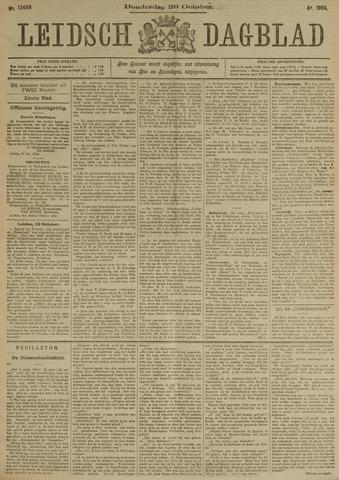 Leidsch Dagblad 1904-10-20