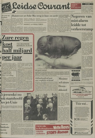Leidse Courant 1984-04-12
